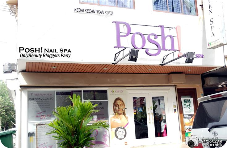 oh{FISH}iee: Only Beauty Blogger\'s Party @ Posh! Nail Spa, TTDI
