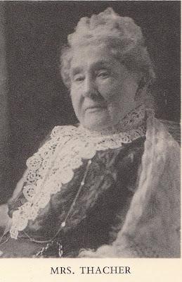 Elizabeth Baldwin Sherman (Thacher)