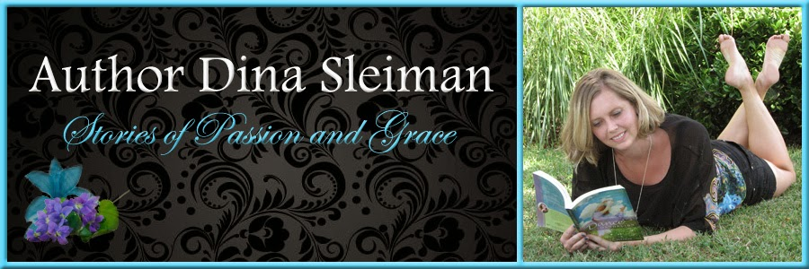 Dina Sleiman ~ Stories of Passion and Grace