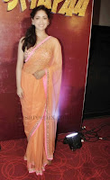 Yami-gautam-saree-Total-siyappa-trailer-launch