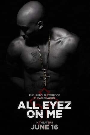 All Eyez on Me - A História de Tupac Download torrent download capa
