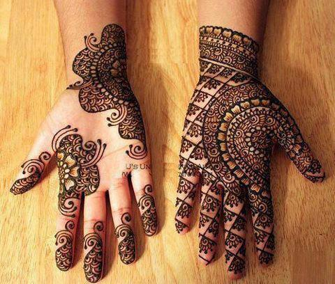 Journey To The Middle East The Beauty Of Mehndi