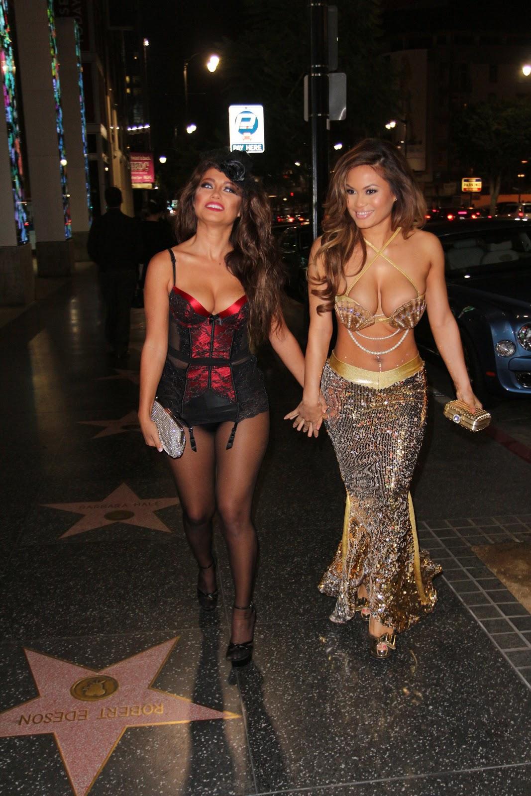 Playboy Morning Show Fall Fashion Show