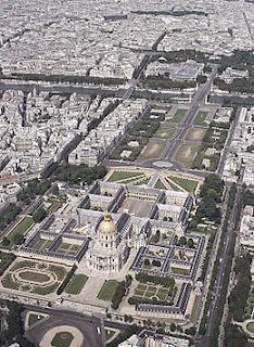 Tempat Wisata Di Paris - Hôtel national des Invalides