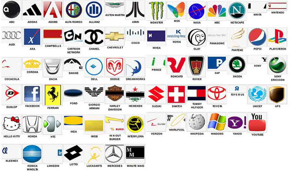 Premier all logos logo quiz answers level 2 logo quiz answers thecheapjerseys Image collections