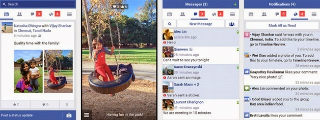 telecharger facebook lite pour windows 8.1