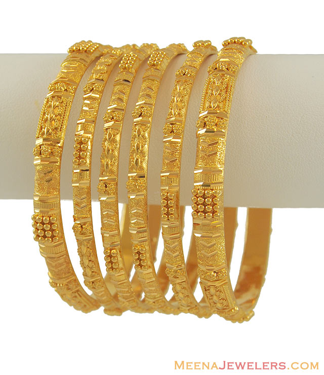 22 Karat Gold Jewelry
