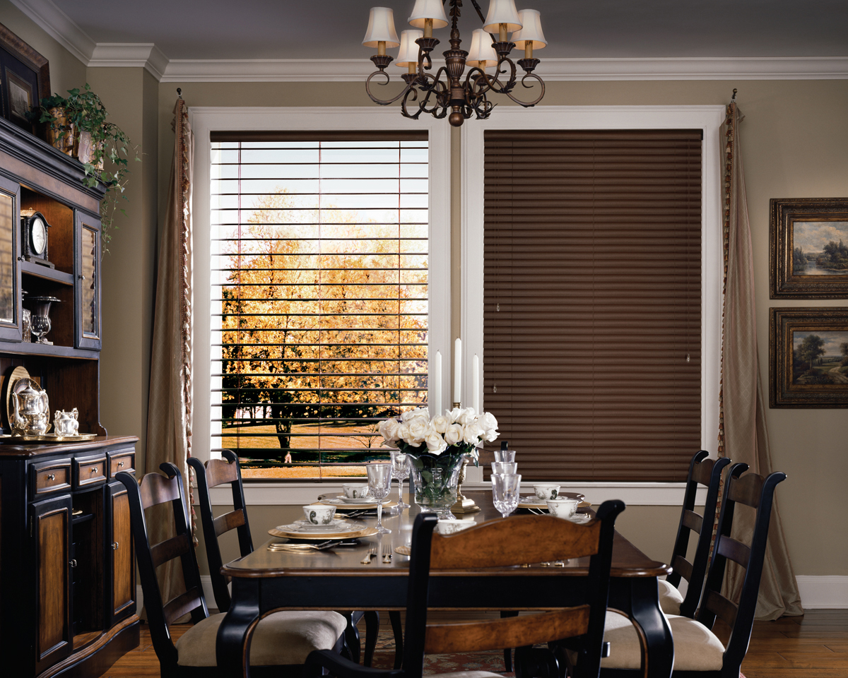 Art Wall Decor: Modern Window Blinds and Shades