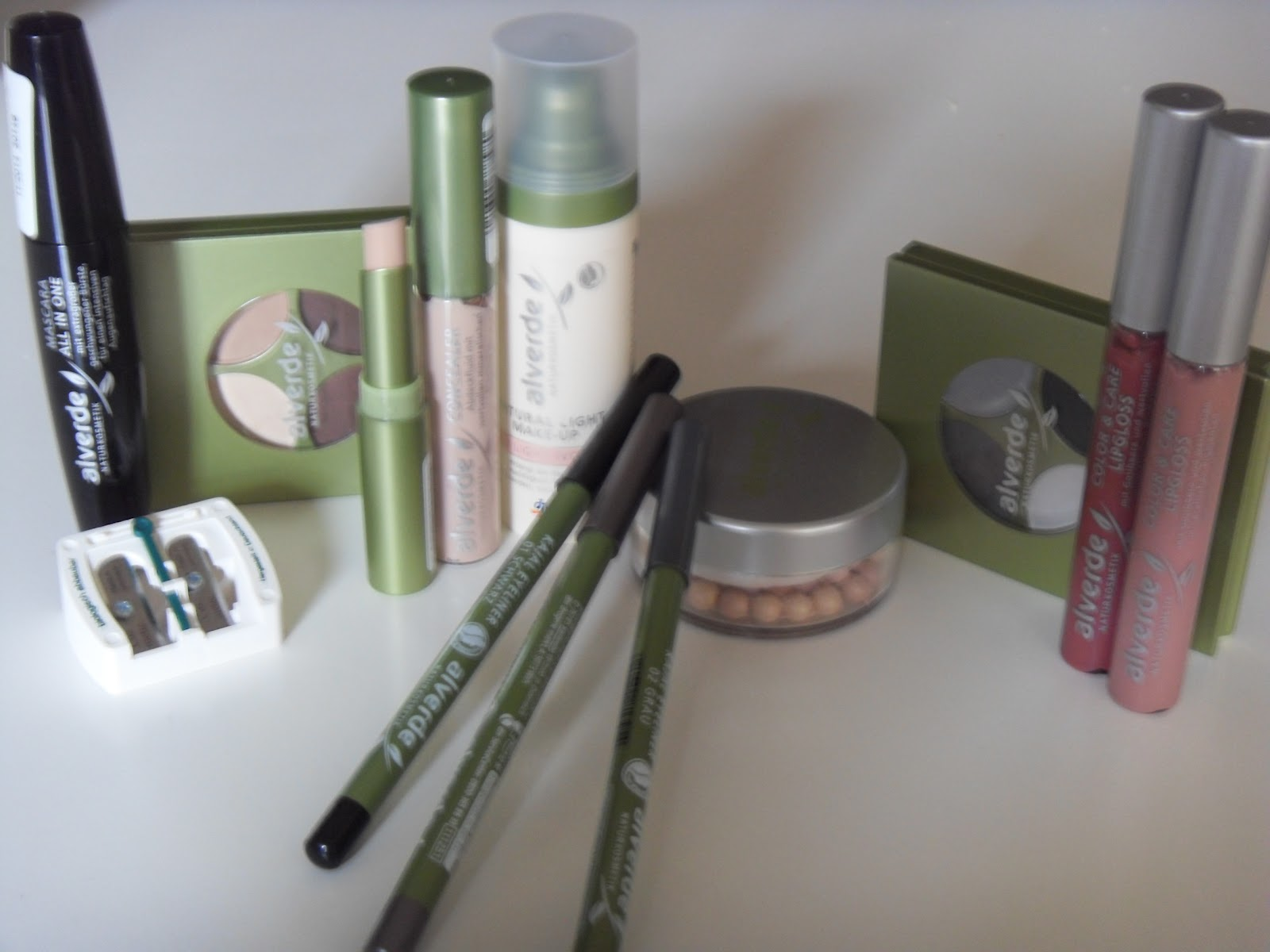 [ REVUE ] Spray fixant maquillage bio d'Alverde  par theroom412