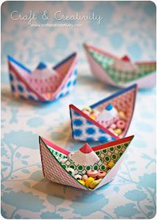 Tubepartitura Los caramelos del cumpleaños vienen en barco