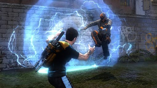 inFAMOUS 2 – First Screenshots