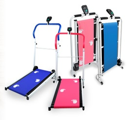 MINI FOLDABLE TREADMILL