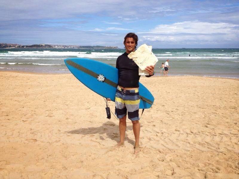 Nagai surf clean