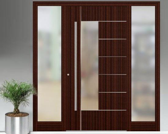 Model Pintu dan Jendela untuk Rumah Minimalis