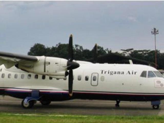 Pesawat Terhempas Trigana Air Bawa Wang Tunai RM1.9j