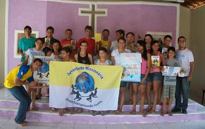 Cidade de Ipanguaçu/RN ganha dois novos grupos de JM