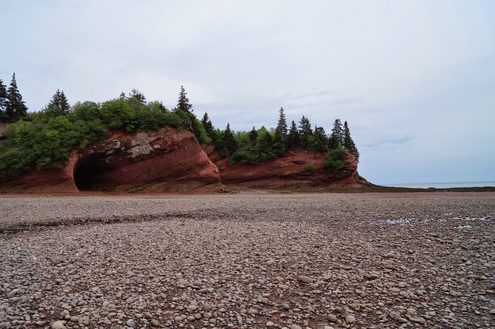 The phenomenal bay of fundy bay of fundy autos post for Minimalist house bay of fundy