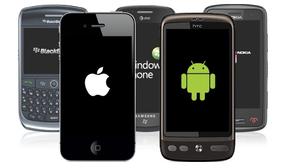 iphone atau android