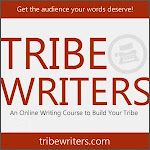 Love being part of Tribe Writers!