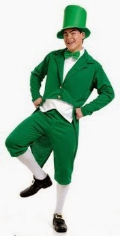 Go green or go back ideas for st patricks day costumes costume no st patricks day celebration will be complete without a bunch of men dressed up as the unofficial irish mascot the leprechaun solutioingenieria Choice Image