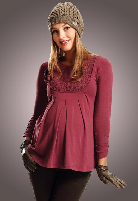 Yeni Moda Hamile Kıyafetleri ve Resimleri