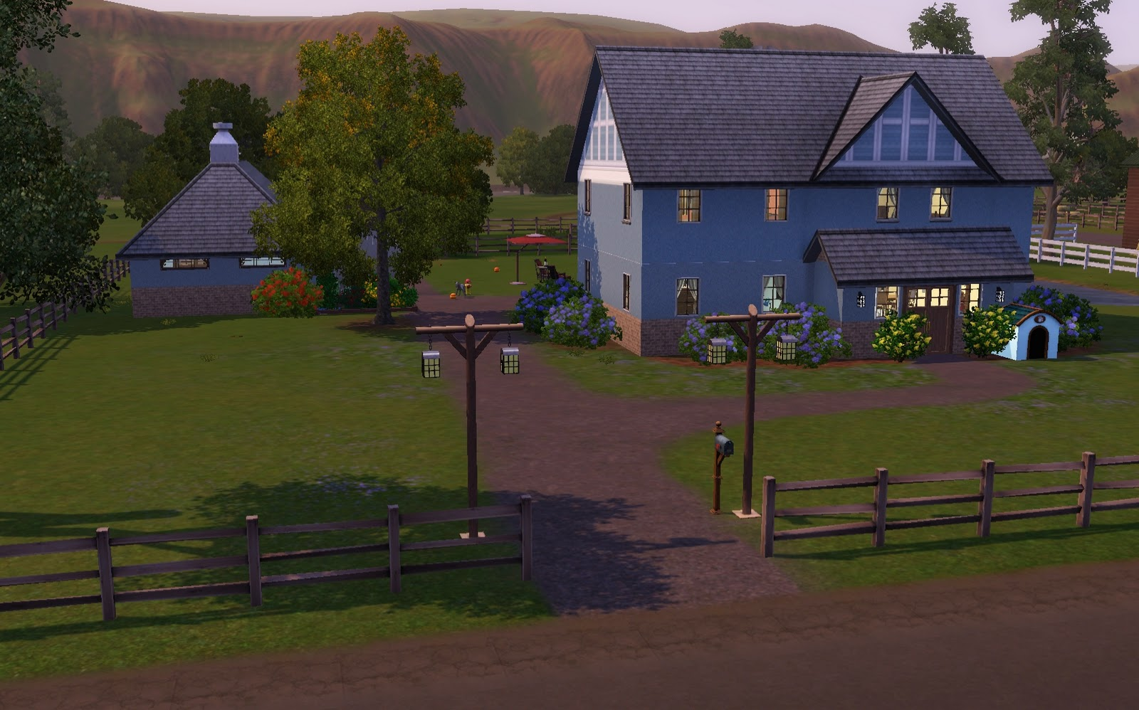 Twisted Sims: Sims 3 Pets - Pampered Pedigrees Kennel