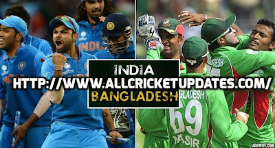 Indian Tour of Bangladesh 2015