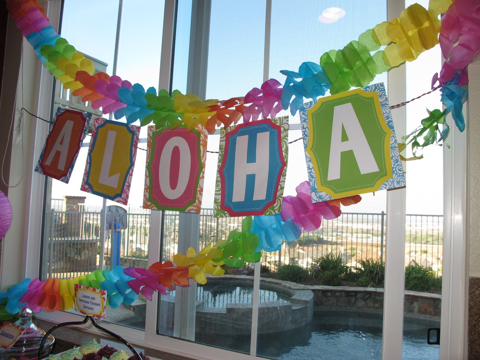 Every Little Detail Event Planning and Design: Aloha Roger!