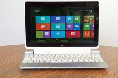 Iconia PC Tablet dengan Windows 8, fitur acer w510, tablet kamera 8MP terbaru, kelebihan windows 8, tablet pc windows 8 acer