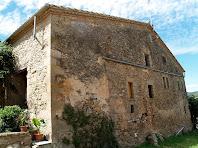 Façana nord de Cal Mestre