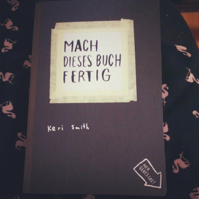 Aktion: Mach dieses Buch fertig/Wreck this Journal