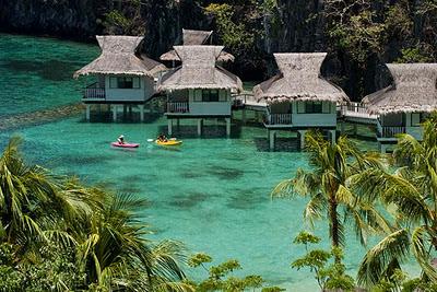 Minilocs Water Cottages