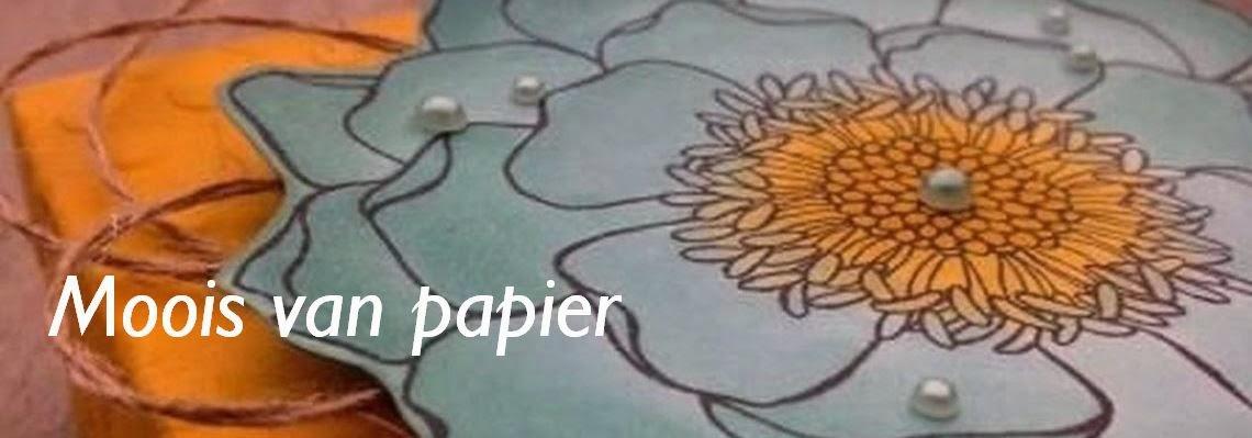 Moois van papier