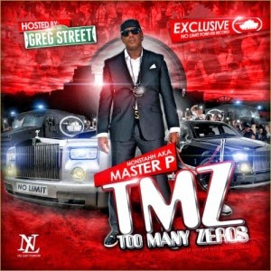Master P Ft. Eastwood & Travis Kr8ts - Too Real