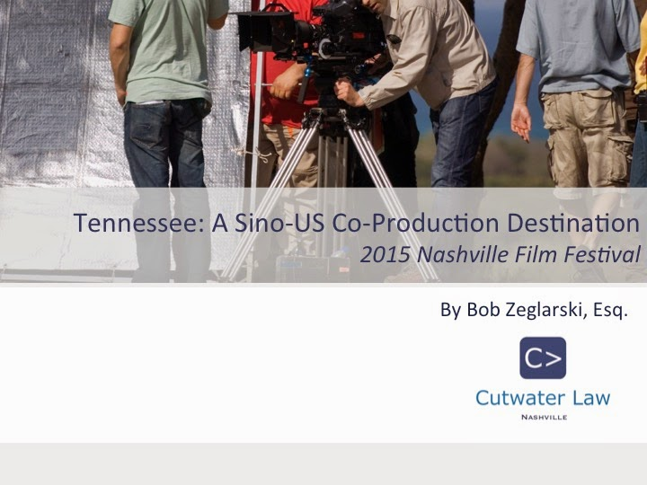 Tennessee: A Sino-Us Co-Production Destination