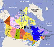 Canada Map (canada mapon the atlas)