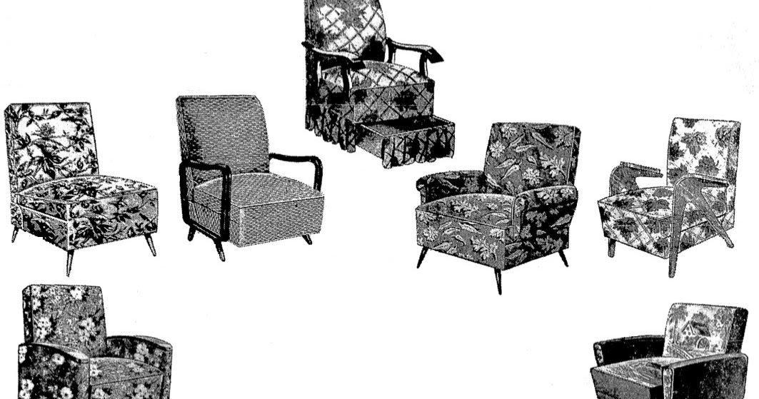 Anos dourados imagens fatos fatos mobili rio dos for Mobiliario anos 50