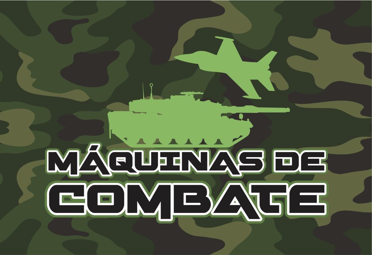 MAQUINAS DE COMBATE
