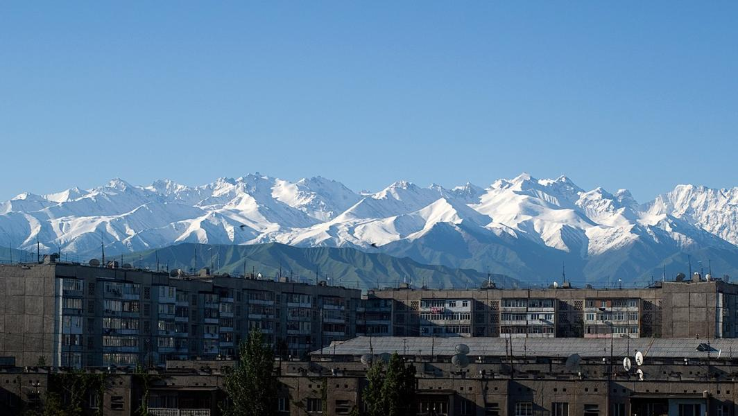 Bishkek Kyrgyzstan  city images : Bishkek, Kyrgyzstan – Tourist Destinations
