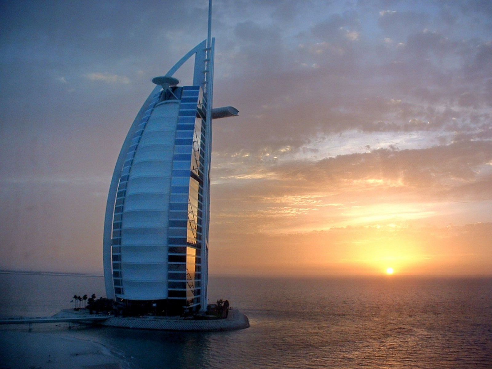 Wallpapers free hd burj al arab for Al burj dubai