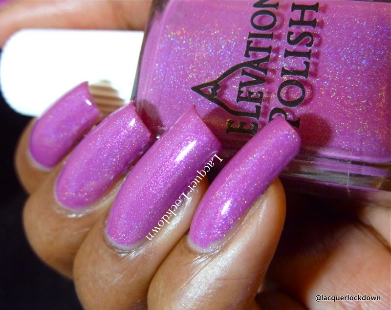 Lacquer Lockdown - Elevation Polish, Elevation Polish Italian Collection, Elevation Polish Ortler, FNUG Aqua Fix Base, Mundo de Unas stampng polish, VL031, MoYou London, Tourist 04, Tourist 08, nail art stamping blog, nail art stamping, cute nail art ideas, holographic polish, diy nail art