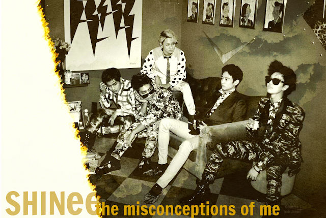 "Shinee ""Why So Serious?"" image teaser edit"