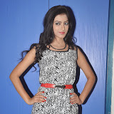 Ruby Parihar Photos in Short Dress at Premalo ABC Movie Audio Launch Function 7