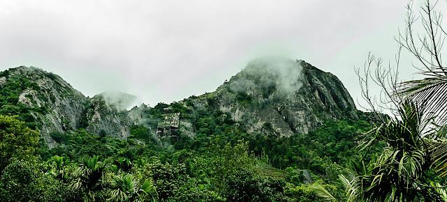 Edakkal Caves, Wayanad, Kerala, India