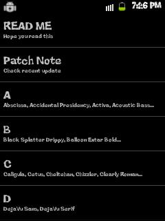 Cara Mudah Mengganti Font Android