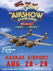 Madras, Oregon Airshow