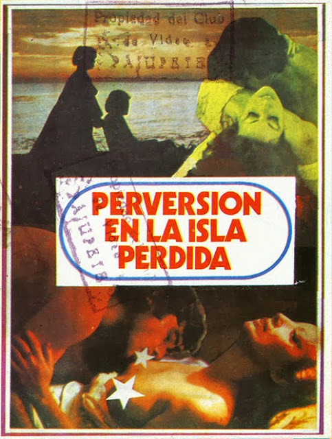 Perversion En La Isla Perdida (1982)