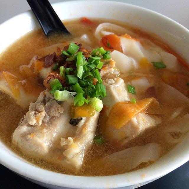 Restoran Siti Selera Sup Ikan Tomato Katering At Alamesra