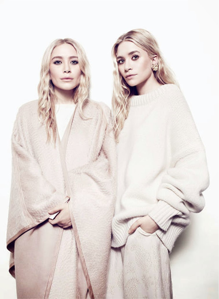 Mary Kate Ashley Olsen Net-a-Porter the Edit