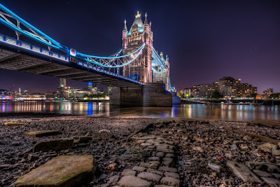 Tower Bridge, London, Inggris